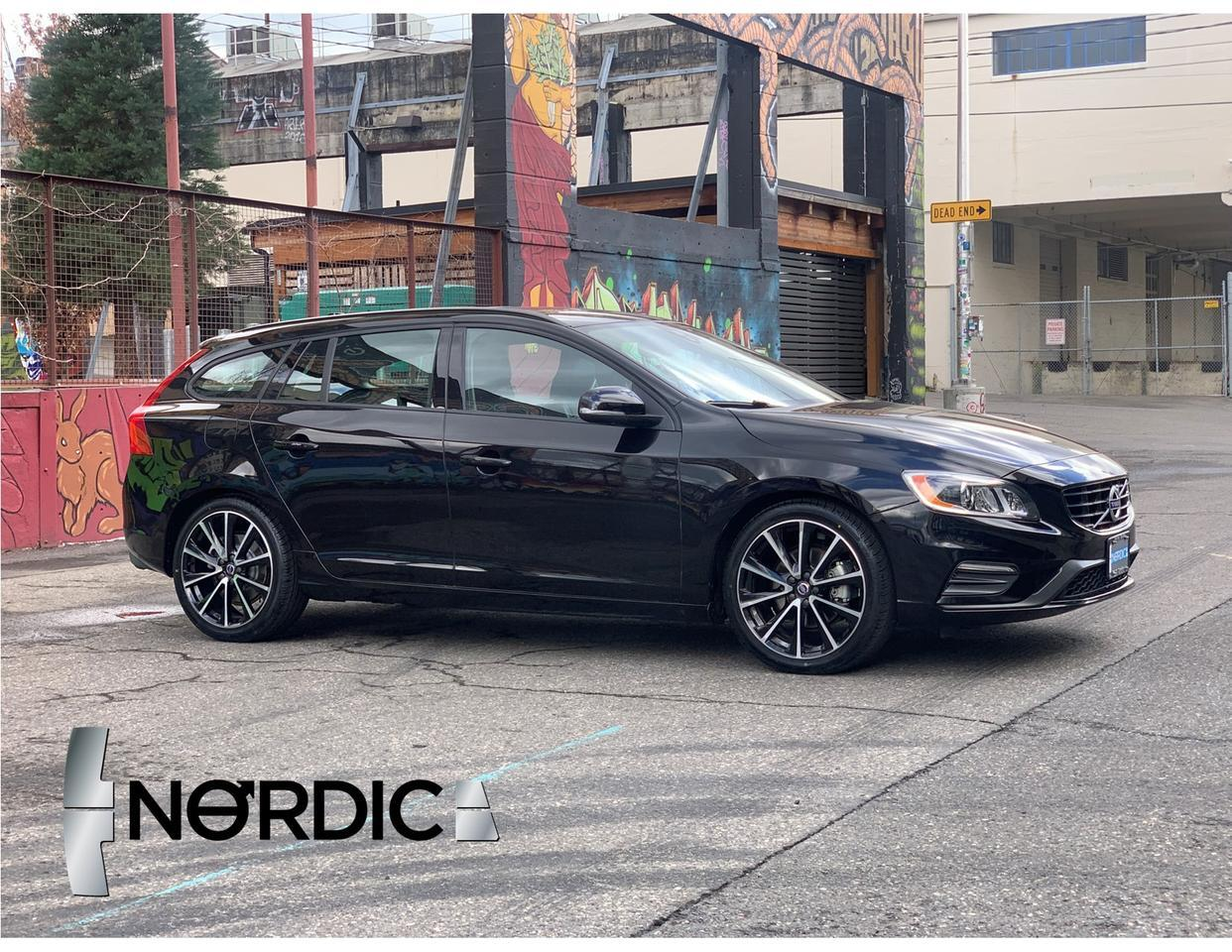 2018 Volvo V60 T5 Dynamic Portland OR