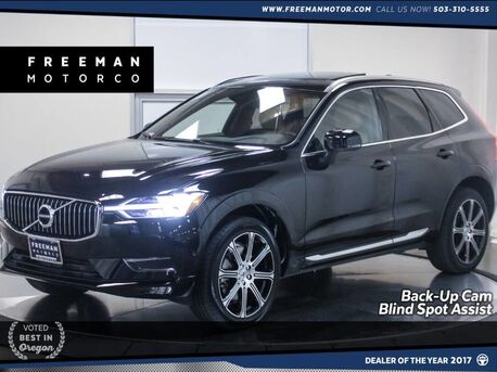 2018_Volvo_XC60_Inscription AWD Blind Spot Assist Back-Up Cam Nav_ Portland OR
