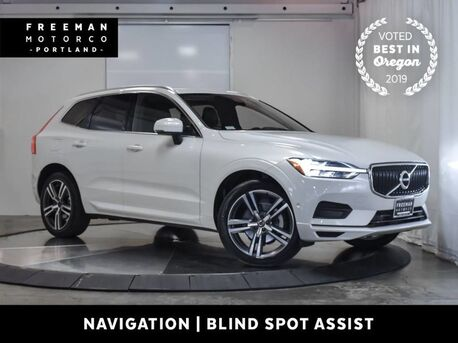 2018_Volvo_XC60_T5 Momentum AWD Blind Spot Assist Nav Pano_ Portland OR