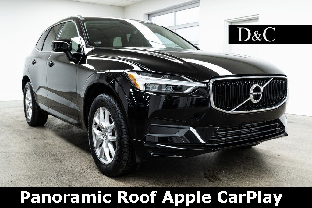 2018 Volvo XC60 T5 Momentum AWD Panoramic Roof Apple CarPlay Portland OR