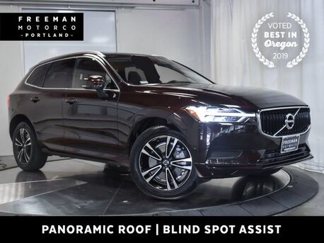 2018_Volvo_XC60_T6 Momentum AWD Blind Spot Assist Heated Seats_ Portland OR