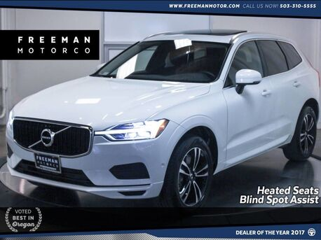 2018_Volvo_XC60_T6 Momentum AWD Htd Seats Blind Spot Assist Pano_ Portland OR
