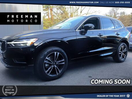 2018_Volvo_XC60_T6 Momentum Heated Seats Blind Spot Assist_ Portland OR