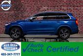 2018 Volvo XC90 AWD T6 R-Design Leather Roof Nav BCam