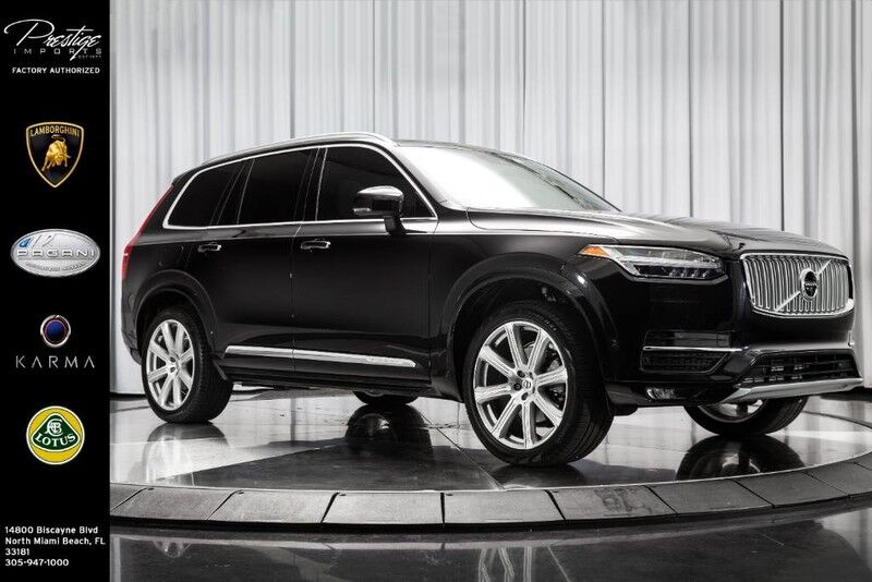 2018_Volvo_XC90_Inscription_ North Miami Beach FL
