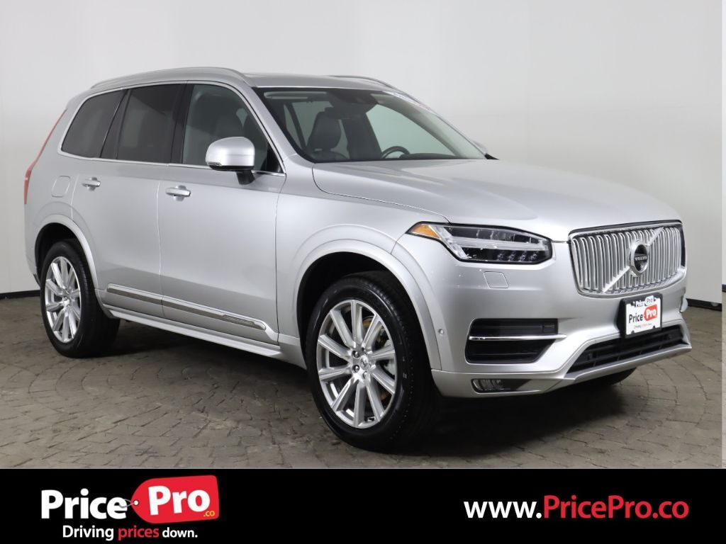 2018 Volvo XC90 Inscription T6 AWD 7-Passenger w/Nav/Pano Roof Maumee OH