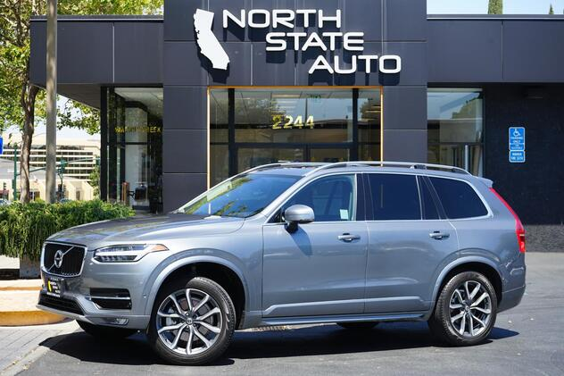 2018_Volvo_XC90_Momentum_ Walnut Creek CA