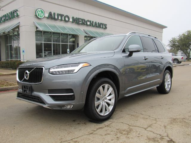 2018 Volvo XC90 T5 Momentum, Pano roof, 3rd Row Seating, Navigation, Blind Spot, Under Factory Warranty Plano TX