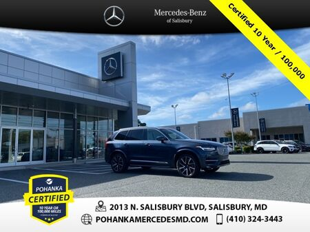 2018_Volvo_XC90_T6 Inscription ** Pohanka Certified 10 year / 100,000 **_ Salisbury MD