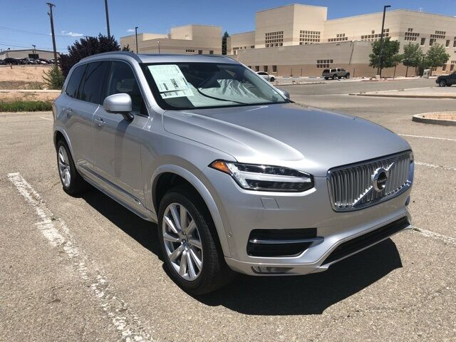 2018_Volvo_XC90_T6 Inscription_ Santa Fe NM