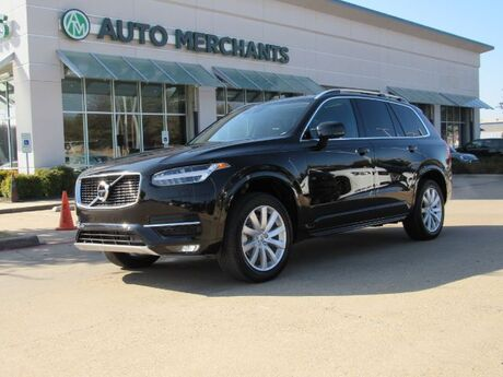 2018 Volvo XC90 T6 Momentum AWD  TUBROCHARGED, AUTOMATIC, AWD, LEATHER SEATS, NAVIGATION, BLIND SPOT MONITOR Plano TX