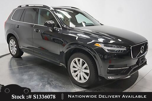 2018_Volvo_XC90_T6 Momentum NAV,CAM,PANO,BLIND SPOT,3RD ROW STS_ Plano TX