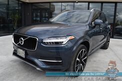 2018_Volvo_XC90_T8 Momentum / Hybrid / AWD / Heated Leather Seats / Adaptive Cruise / Lane Departure & Blind Spot / Pilot Assist / Panoramic Sunroof / Bowers & Wilkins Speakers / 3rd Row / Seats 7 / Bluetooth / Only 30k Miles_ Anchorage AK