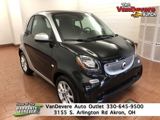 2018 smart Fortwo electric drive Akron OH