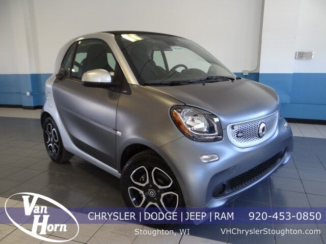 2018 smart Fortwo electric drive Passion Plymouth WI