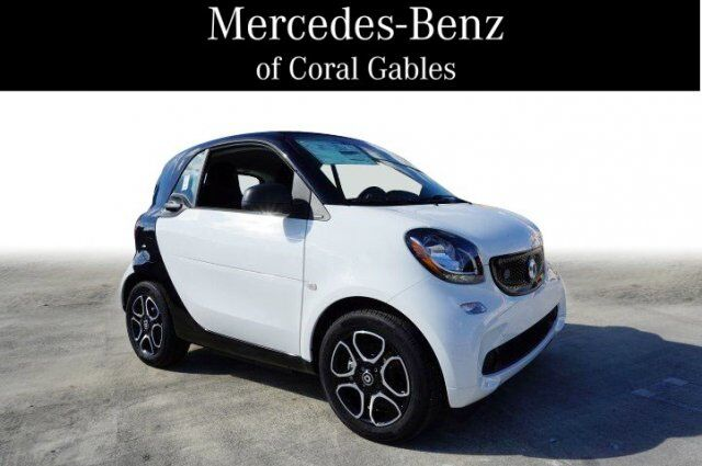 2018 smart fortwo electric drive passion Coral Gables FL