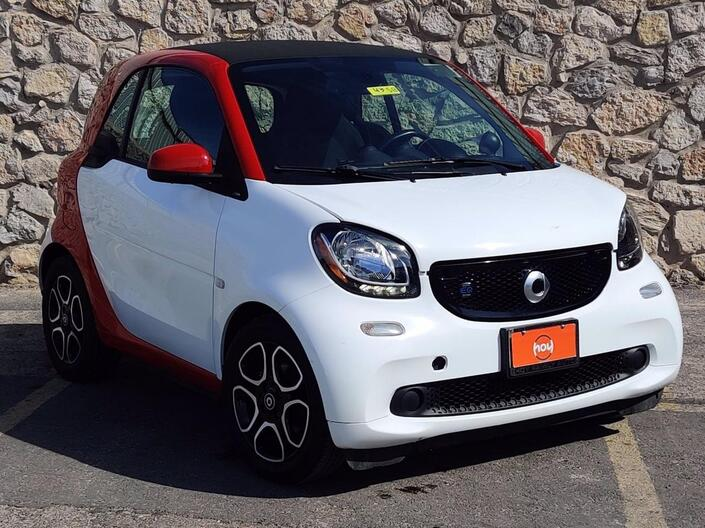 2018 smart fortwo electric drive passion El Paso TX