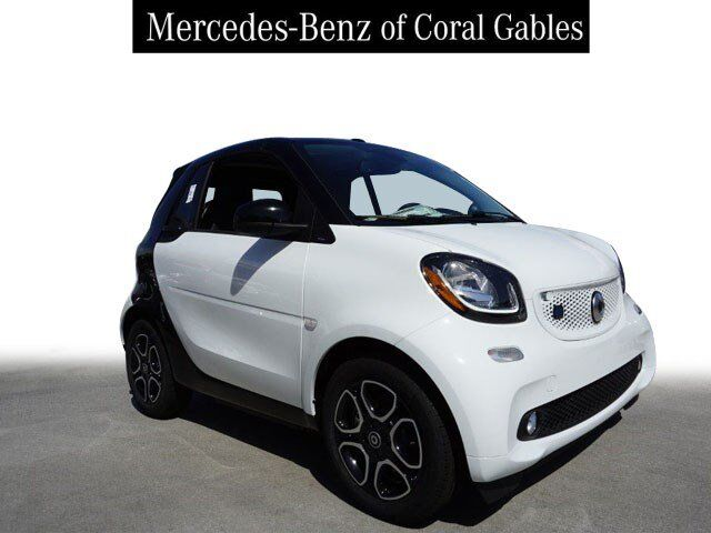 2018 smart fortwo electric drive prime Coral Gables FL