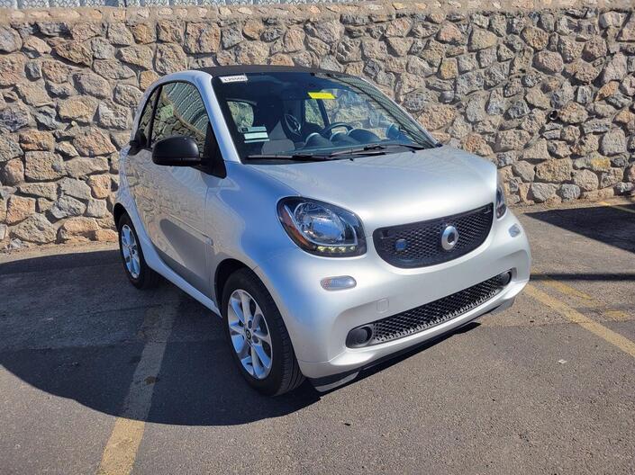 2018 smart fortwo electric drive pure El Paso TX