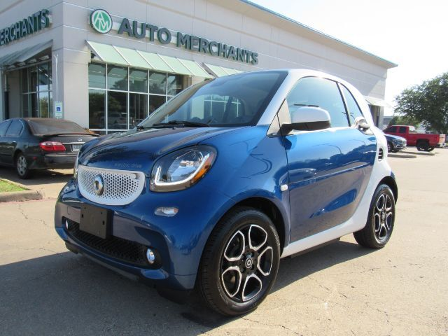 2018 smart fortwo passion coupe Plano TX