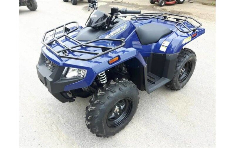 2019 ARCTIC CAT ALTERRA 450 ATV