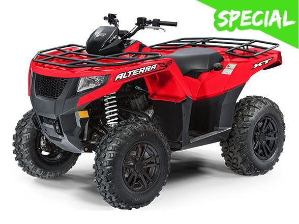 2019 ARCTIC CAT ALTERRA 700 XT EPS ATV Swift Current SK