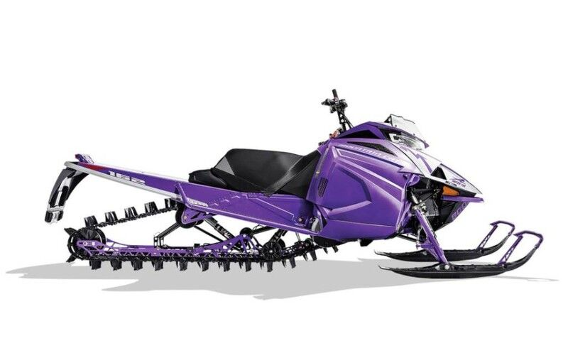 2019 ARCTIC CAT M 8000 MOUNTAIN CAT ES 162 SNOWMOBILE Swift Current SK