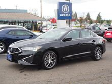 2019_Acura_ILX_Premium_ Salem OR