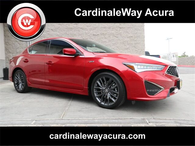 2019 Acura ILX Premium and A-Spec Package Las Vegas NV