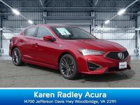 Acura ILX Premium and A-Spec Package 2019