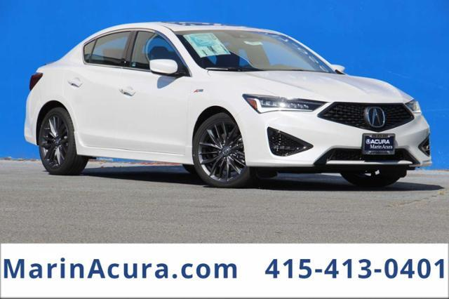 2019_Acura_ILX_Sedan w/Technology/A-Spec Pkg_ Bay Area CA