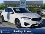 2019 Acura ILX Technology Package