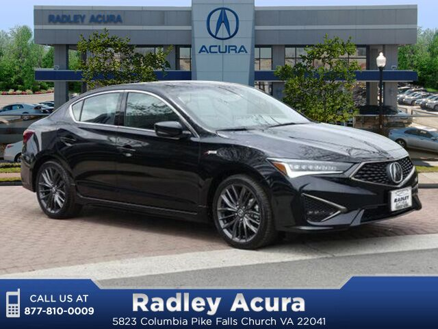 2019 Acura ILX Technology Package Falls Church VA