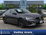 2019 Acura ILX Technology and A-Spec Package
