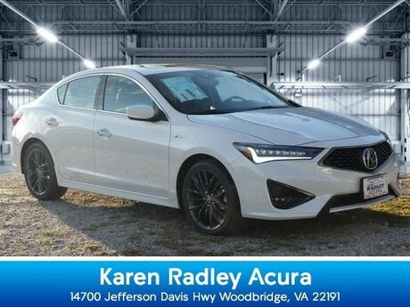 2019 Acura ILX Technology and A-Spec Package Northern VA DC