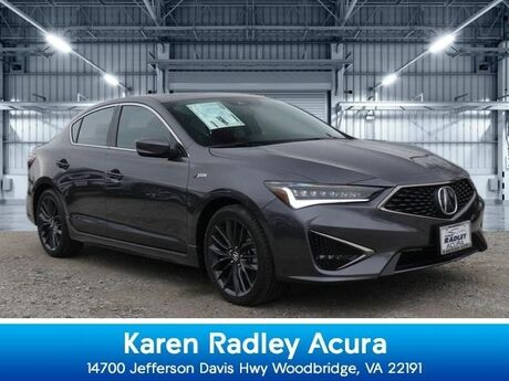 2019 Acura ILX Technology and A-Spec Packages Woodbridge VA