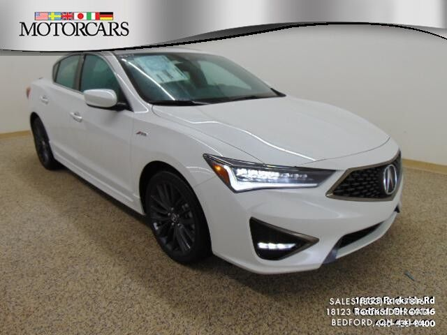 2019 Acura ILX w/Technology/A-SPEC Pkg Bedford OH