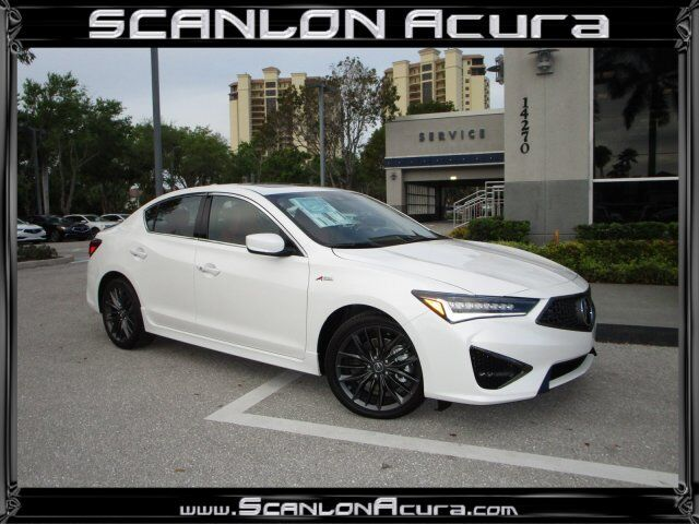 2019 Acura ILX w/Technology/A-SPEC Pkg Fort Myers FL