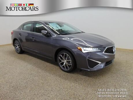 2019 Acura ILX w/Technology Pkg Bedford OH