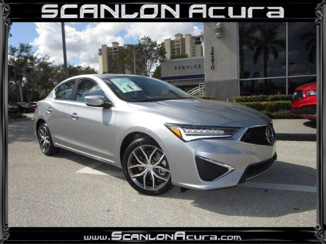 2019 Acura ILX w/Technology Pkg Fort Myers FL