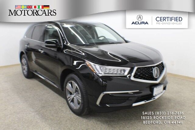 2019 Acura MDX  Bedford OH