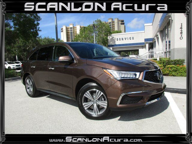 2019 Acura MDX  Fort Myers FL