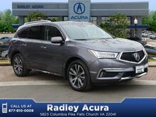 2019_Acura_MDX_3.5L Advance Package_ Falls Church VA