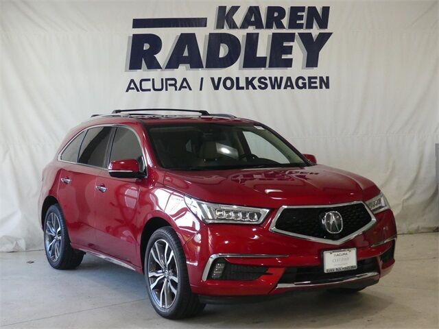 2019 Acura MDX 3.5L Advance Package SH-AWD Woodbridge VA