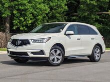 2019_Acura_MDX_3.5L_ Raleigh NC