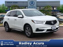 2019_Acura_MDX_3.5L SH-AWD_ Falls Church VA