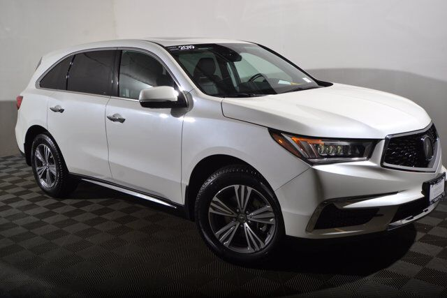 2019 Acura MDX 3.5L SH-AWD Seattle WA