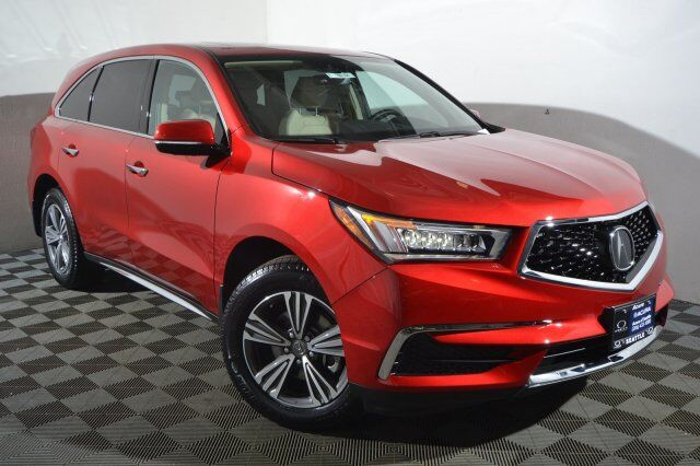 2019 Acura MDX 3.5L Seattle WA