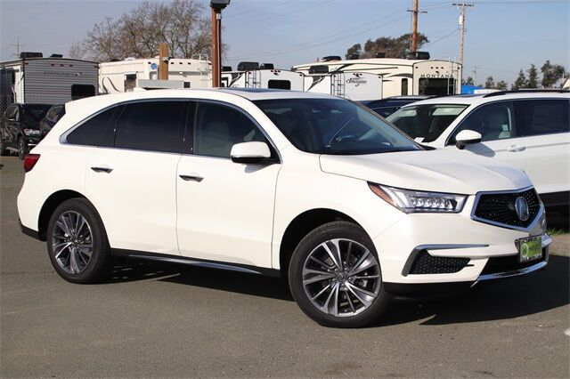 2019 Acura MDX 3.5L Technology Package Santa Rosa CA