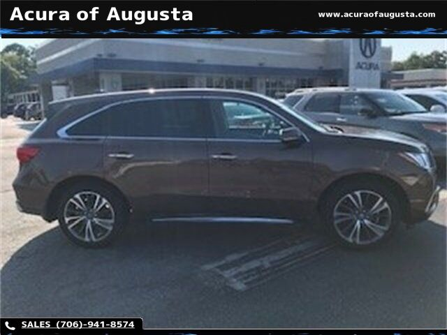 2019 Acura MDX 3.5L Technology Package Augusta GA